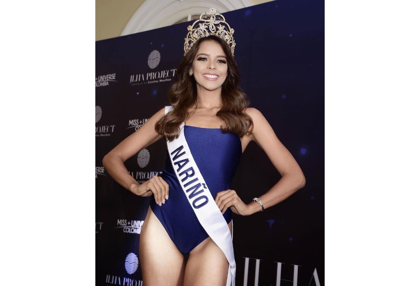 Miss Nariño, Dahiara García