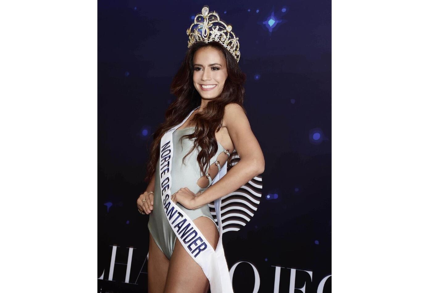 Miss Norte de Santander, Jennifer Pulgarin