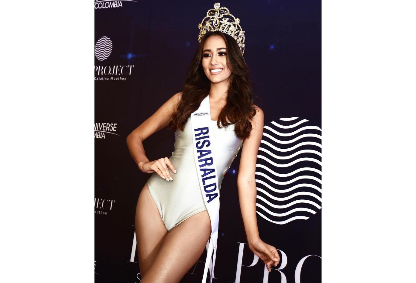 Miss Risaralda, Alejandra Buitrago