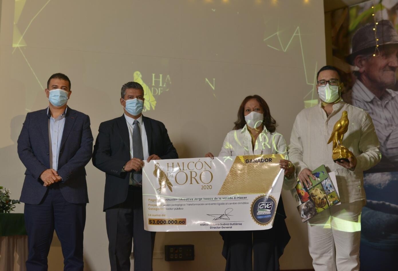 Un concurso que vela por la sostenibilidad en el país.