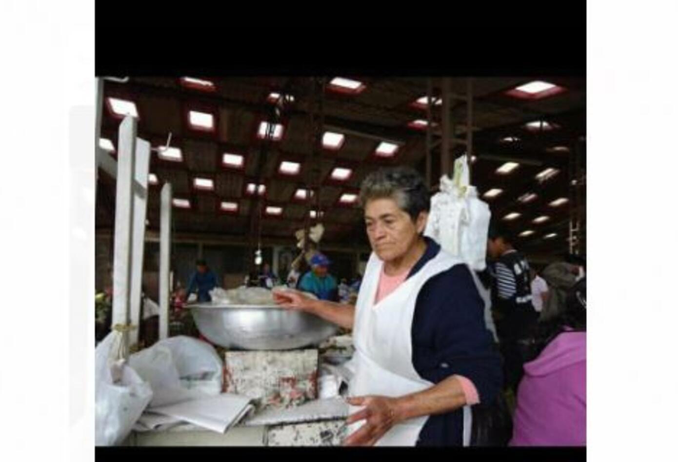 """Algunas de las """"piqueteras"""" que hicieron historia en Chipaque, Cundinamarca"""