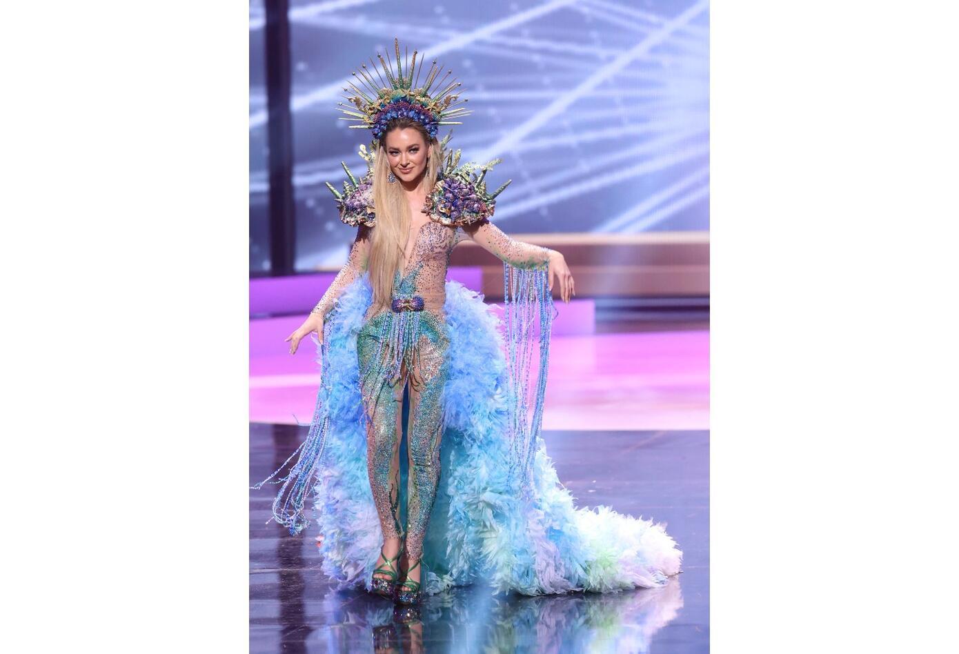 Miss Chile Daniela Nicolas en Miss Universo