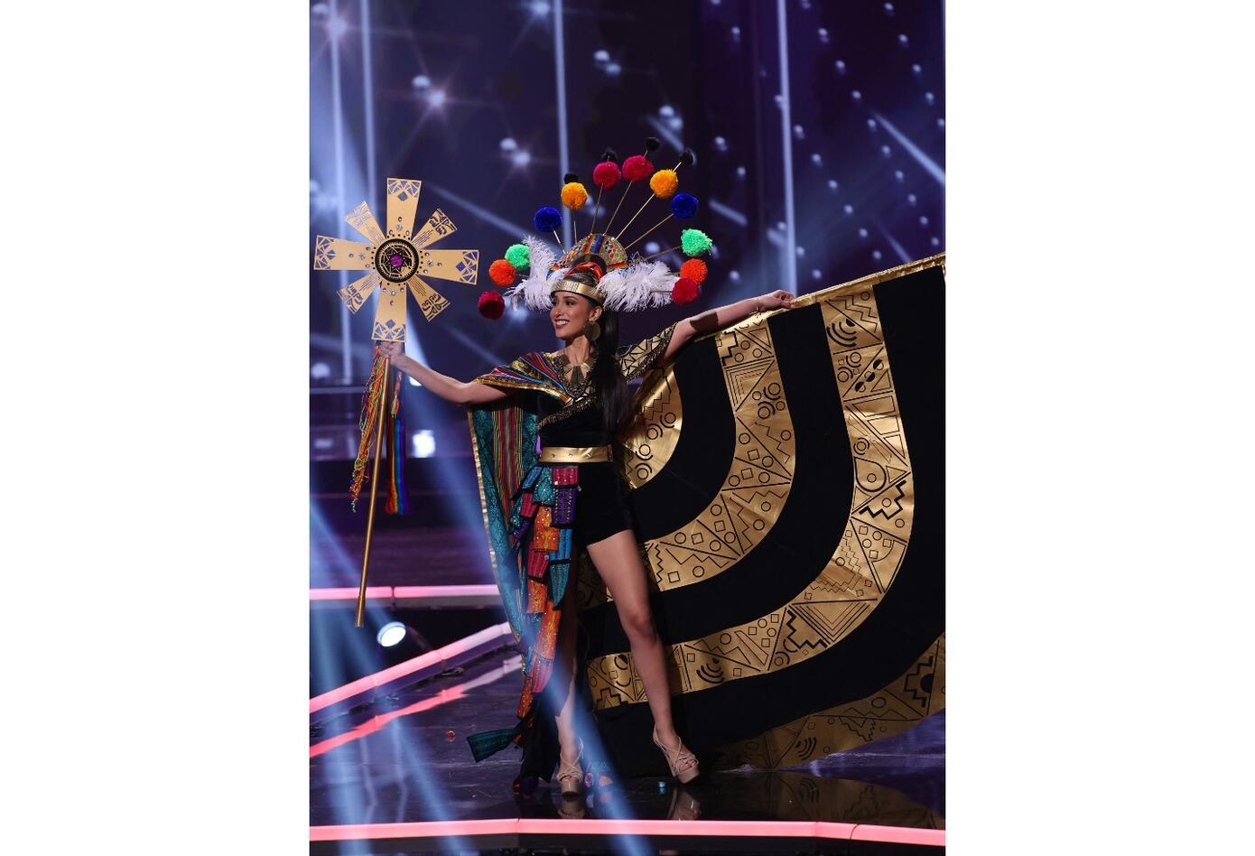 Miss Ecuador, Leyla Espinoza en Miss Universo