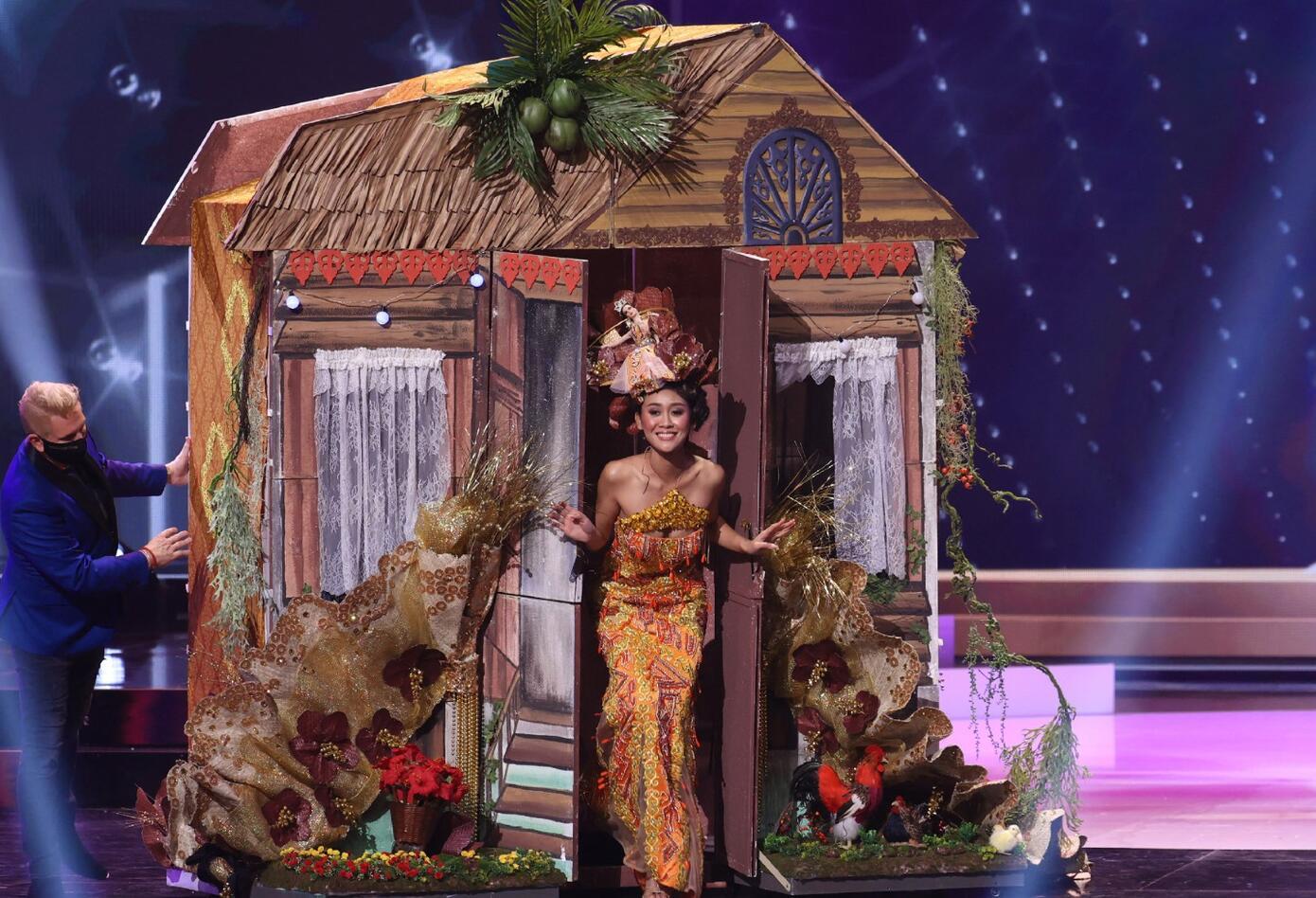 Miss Malasia, Francisca James en Miss Universo