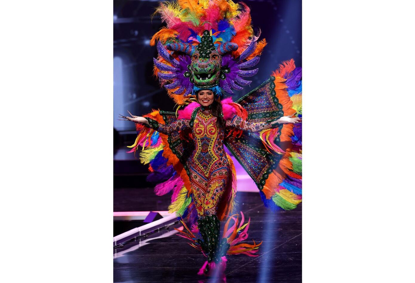 Miss México, Andrea Meza en Miss Universo