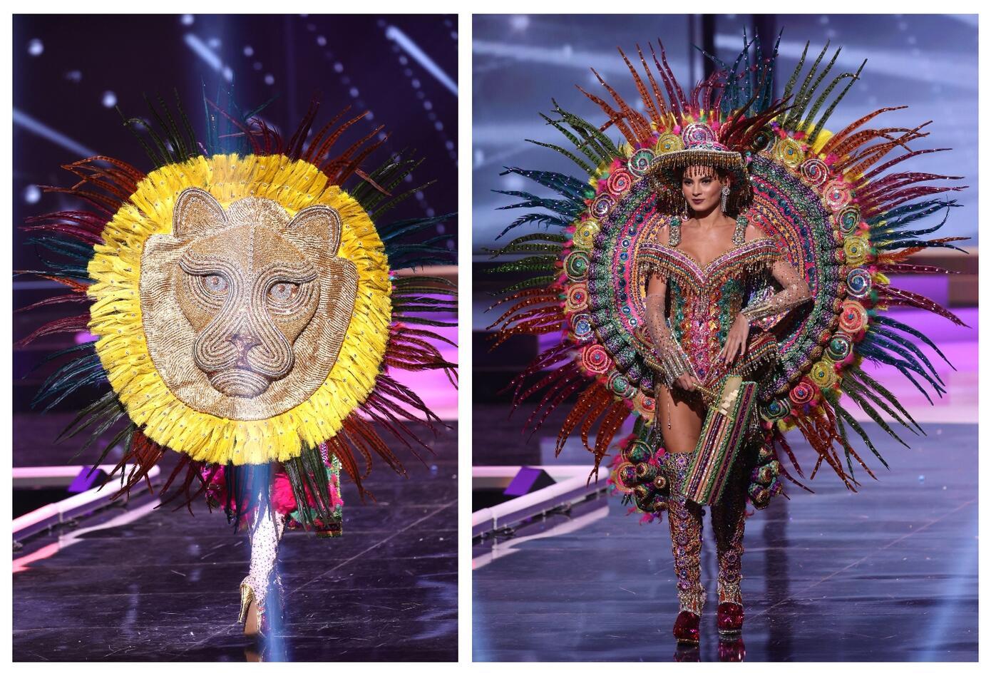 Miss Nicaragua, Ana Marcelo en Miss Universo