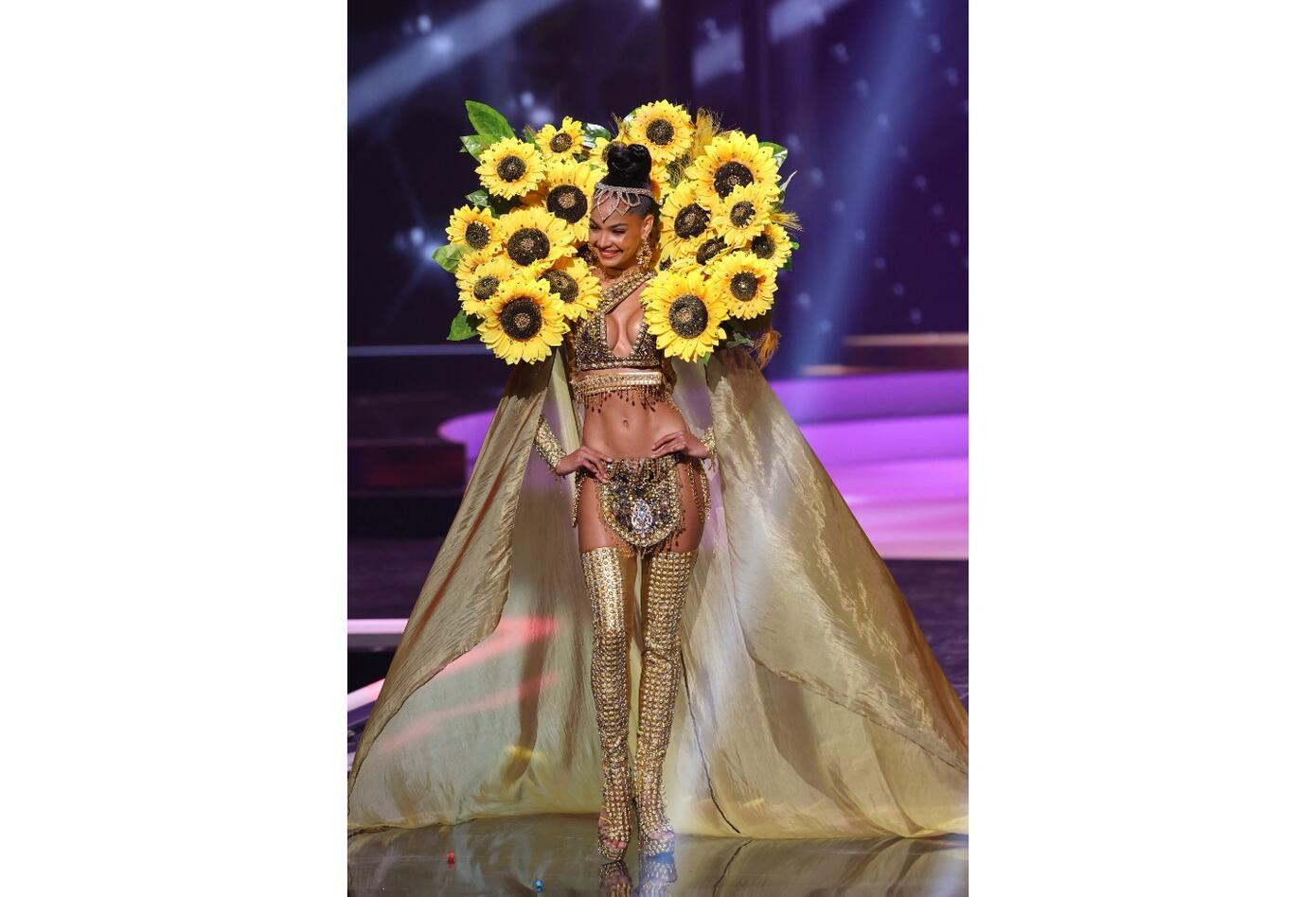 Miss República Dominicana, Kimberly Jiménez en Mis Universo