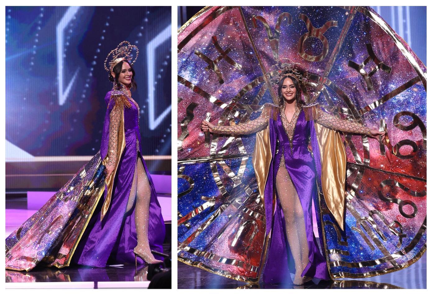Miss Puerto Rico, Estefanía Soto en Miss Universo
