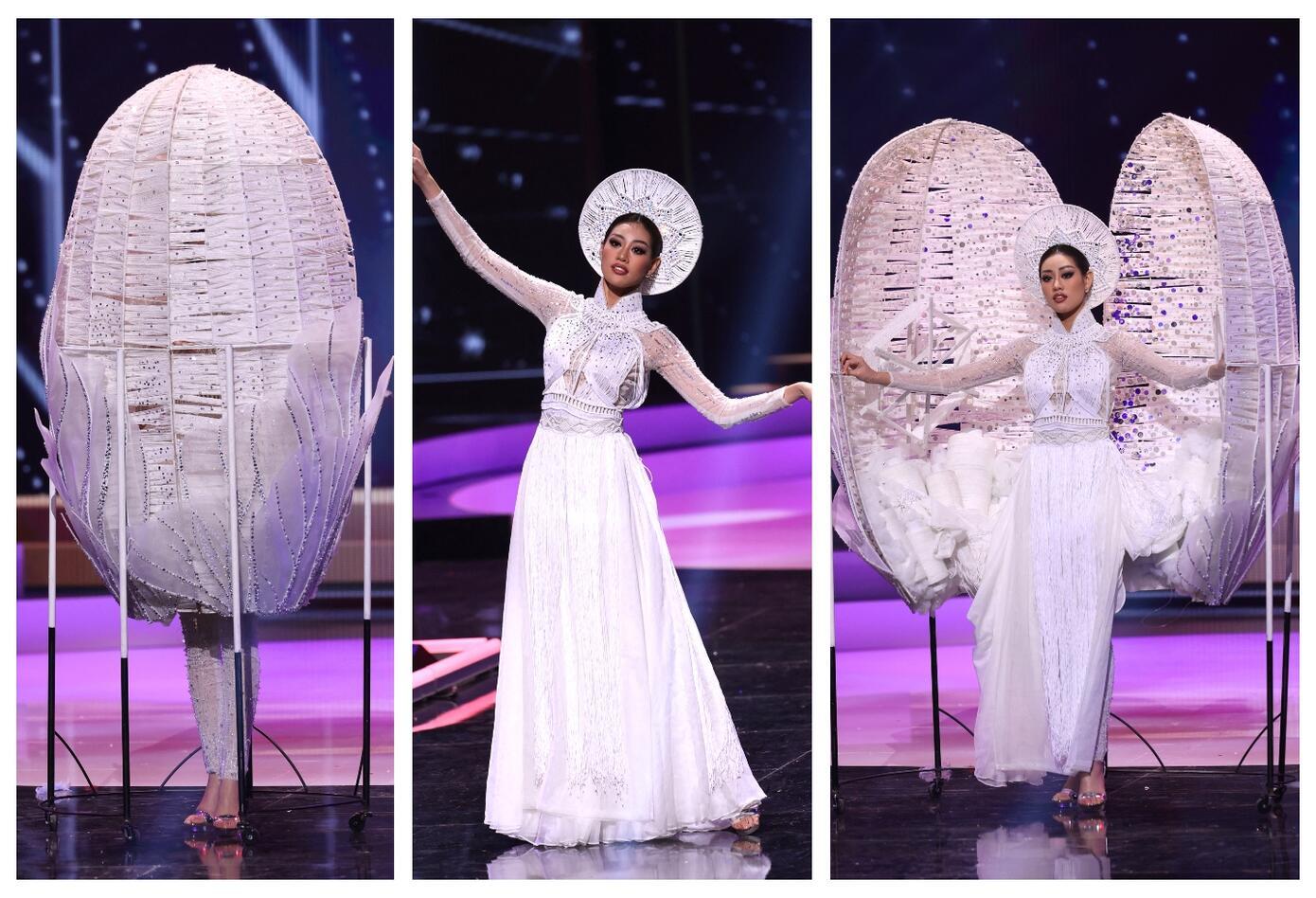 Miss Vietnam, Nguyen Tran Khanh Van en Miss Universo