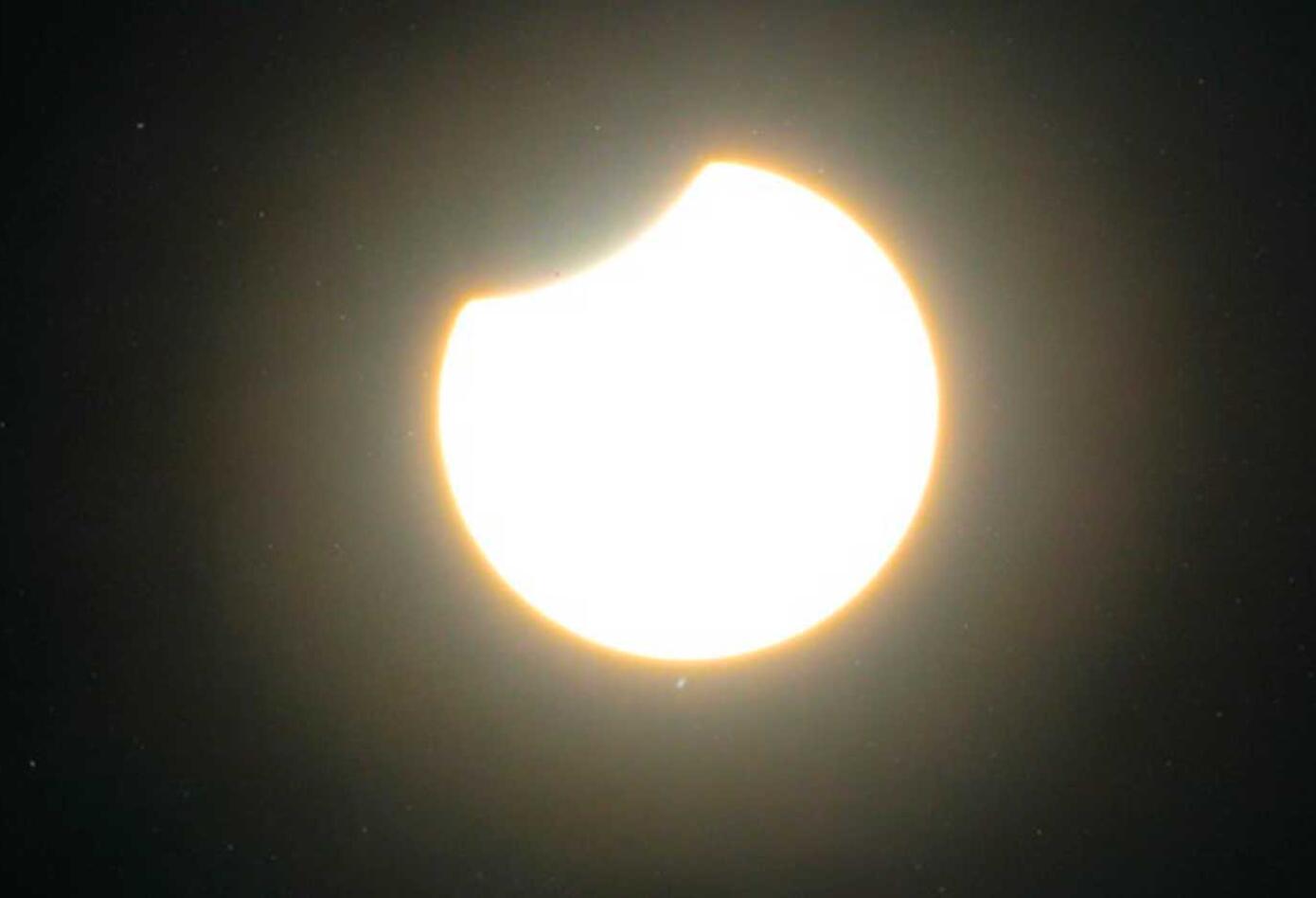 Eclipse anillo de fuego en Alemania