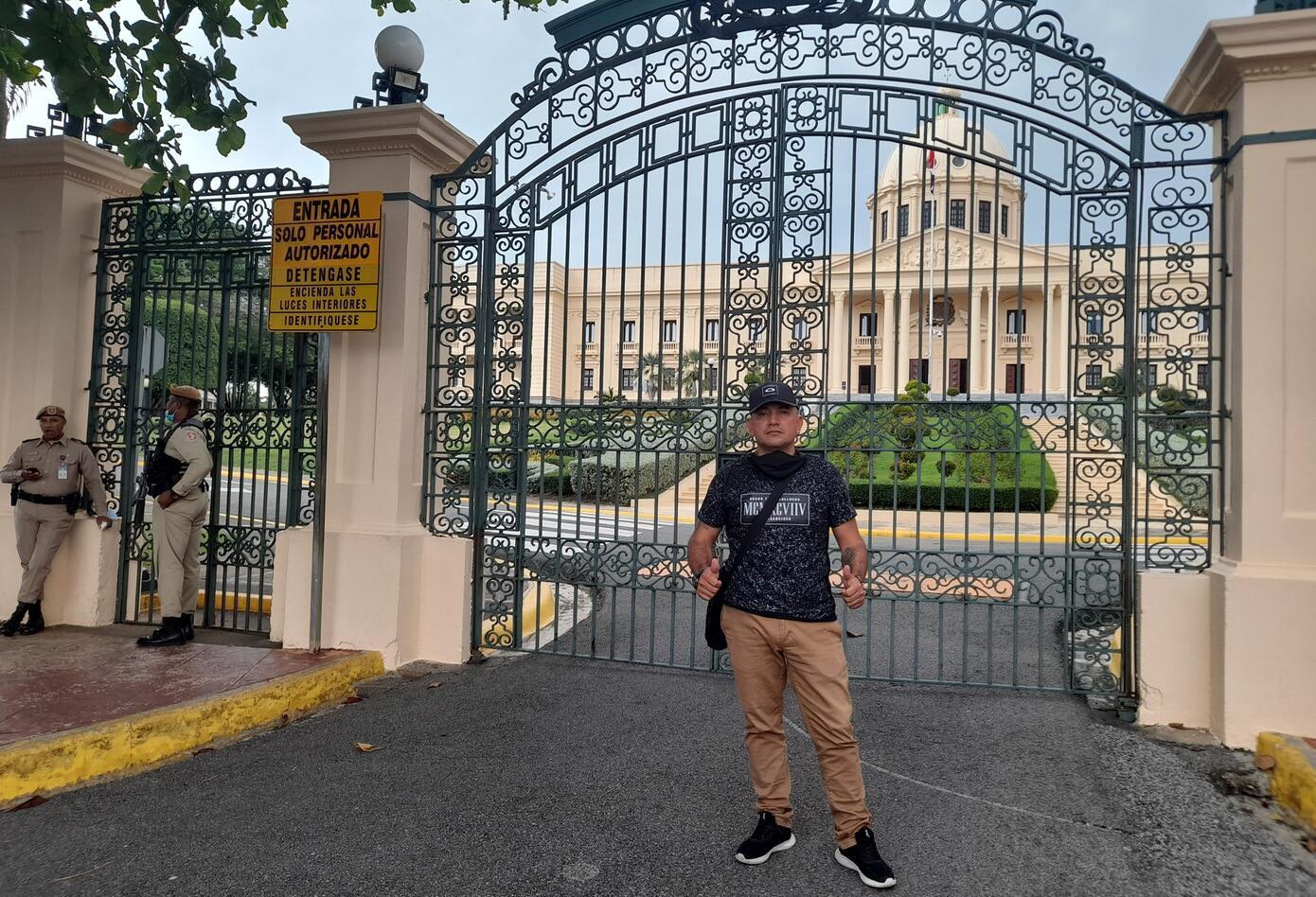 Manuel Antonio Grosso Guarín en República Dominicana