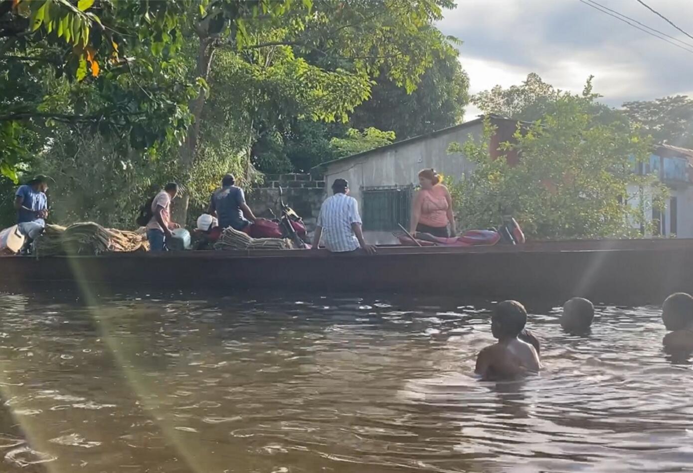 Inundaciones Emergencia La Mojana