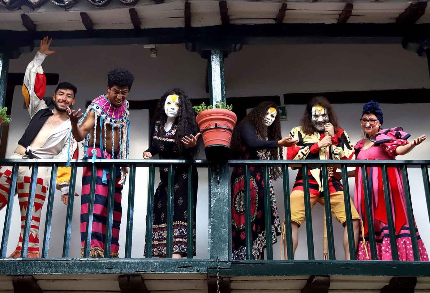 Zarzuela para sordos y oyentes, una iniciativa ganadora de la Orquesta Filarmónica de Bogotá