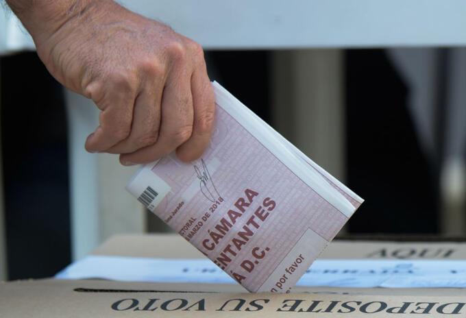 Elecciones Colombia