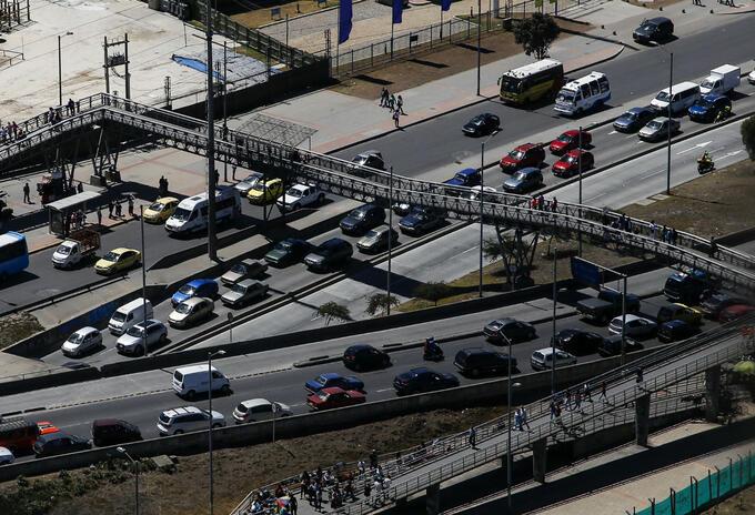 Movilidad en Bogotá