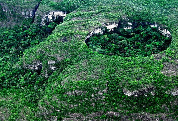 Parque Nacional Natural de Chiribiquete.