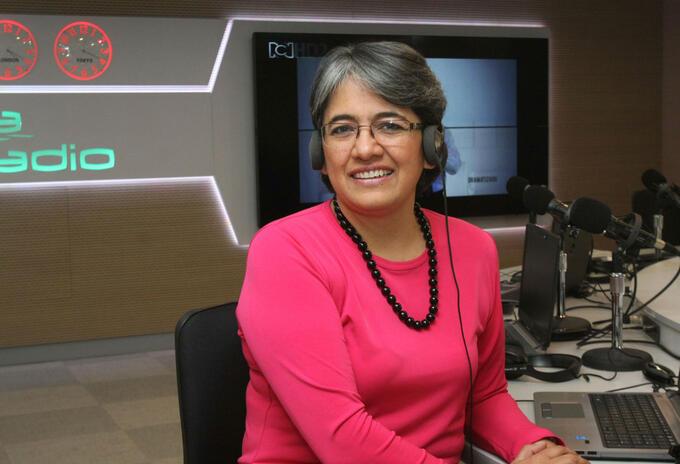 Yolanda Ruíz, directora de RCN Radio