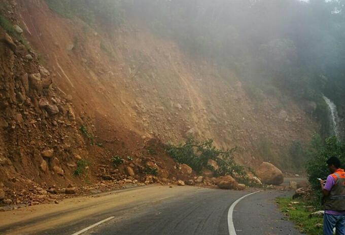 Vía Bogotá - Melgar - Girardot.