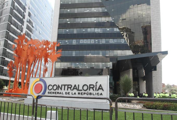 Sede de la Contraloría General de la República