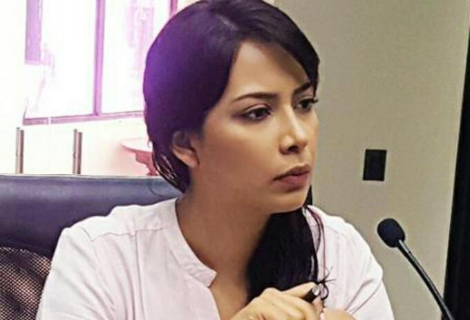 Diputada Ángela Hernández