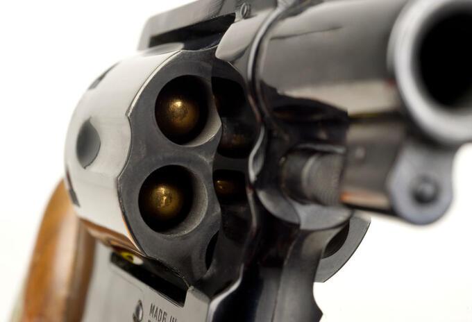 Pistola - Revolver