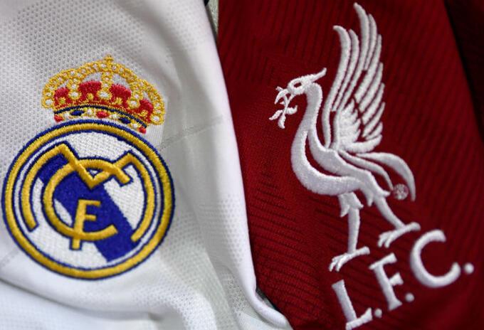 Real Madrid Vs. Liverpool