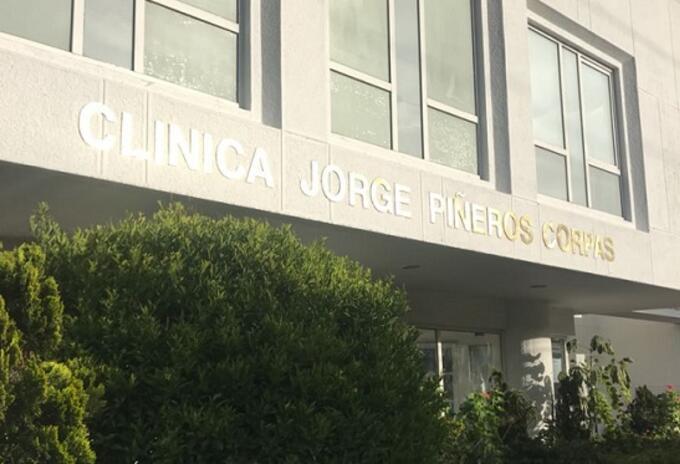 clínica Jorge Piñeros Corpas