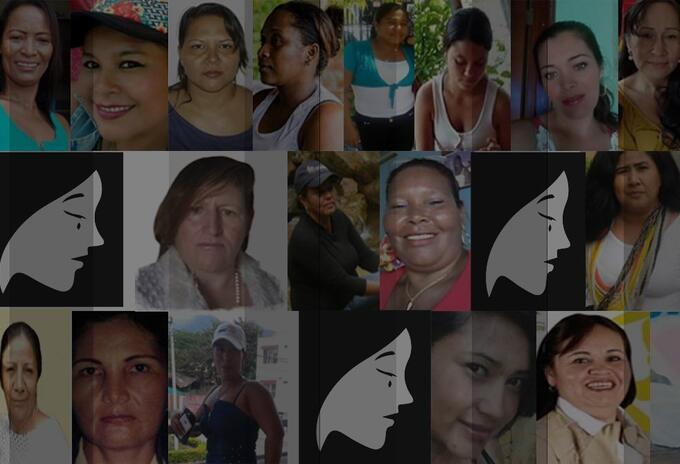 Las lideresas asesinadas tienen nombre: Fundación Paz & Reconciliación