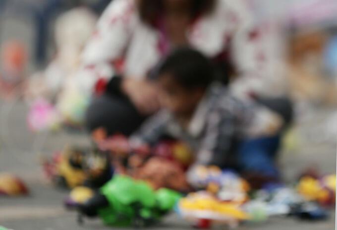 En Medellín desmienten rapto de menores.