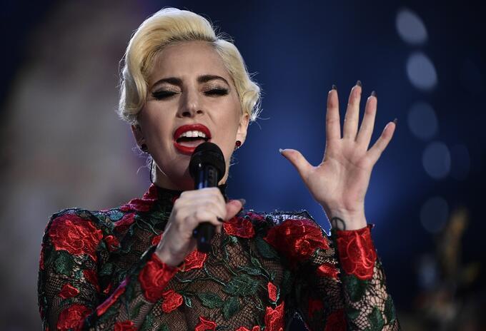Lady Gaga anuncia su residencia musical en Las Vegas.