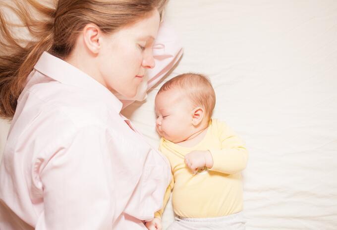 Qué hacer para aumentar la producción de leche materna