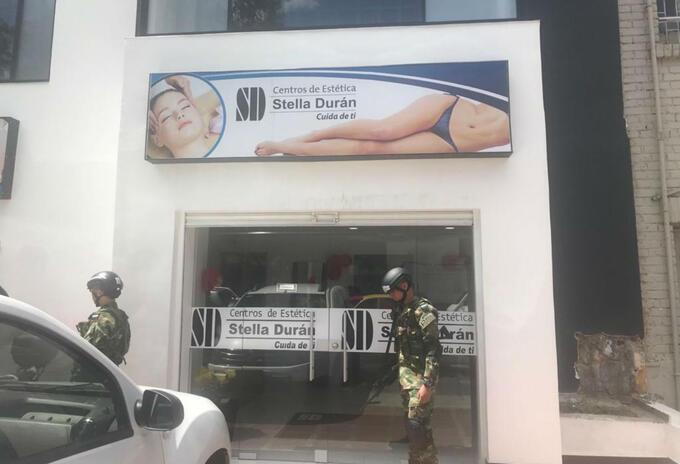 Centros de Estética y Spa de Stella Duran fueron embargados