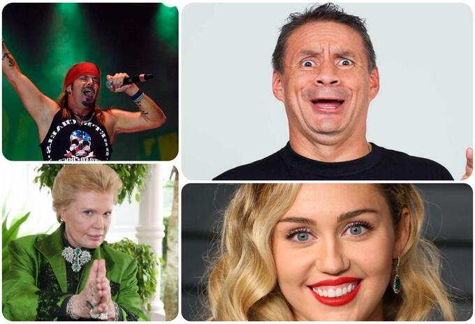 Diez famosos que han sufrido problemas del corazón