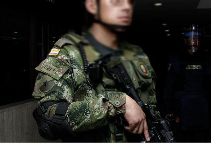 Militar del Ejército Nacional