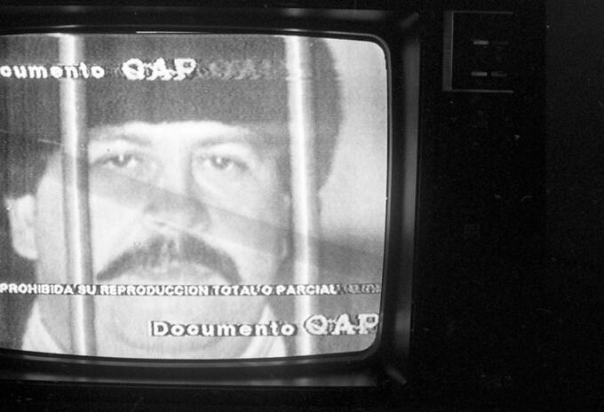 Pablo Escobar Gaviria, el capo que le hizo mucho daño a Colombia.