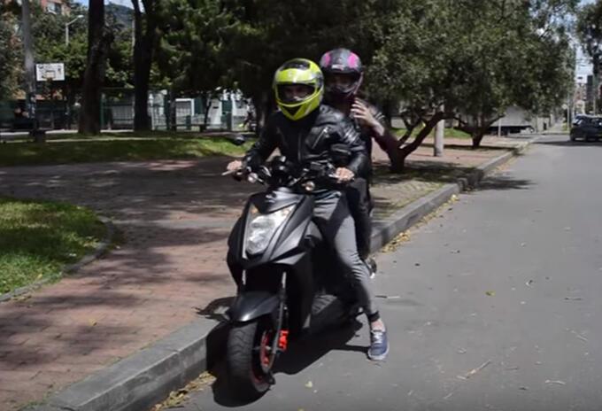 Servicio de mototaxi Picap