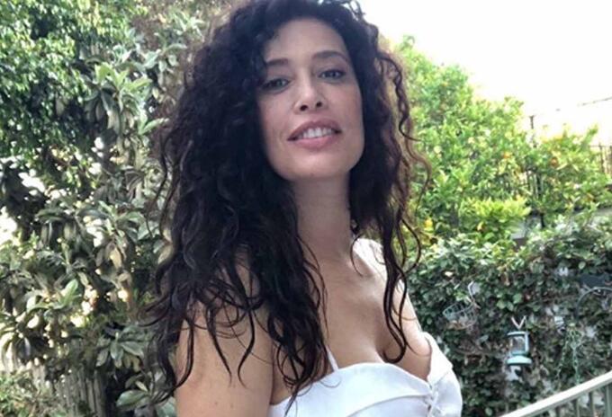 La actriz protagonizó la novela, donde interpretaba a Juana Valentina.