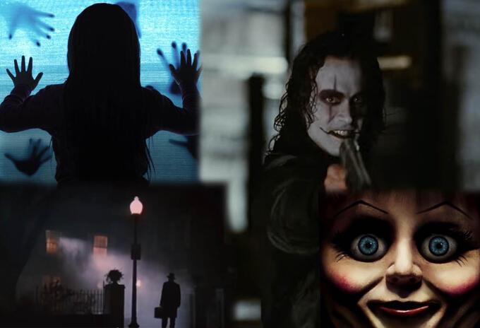 Sucesos paranormales en películas de terror