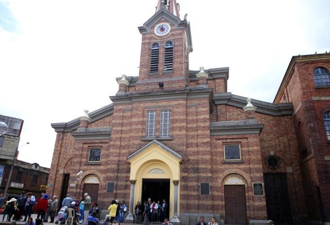 Iglesia del 20 de Julio