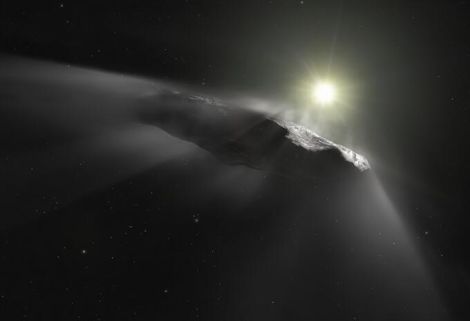 El mundo de la ciencia se ha maravillado al observar la composición del cometa interestelar.