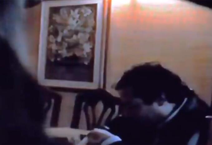 Gustavo Petro en el video publicado por la senadora Paloma Valencia