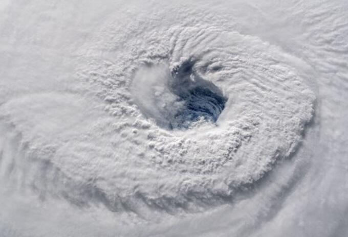 poderoso huracán en Estados Unidos