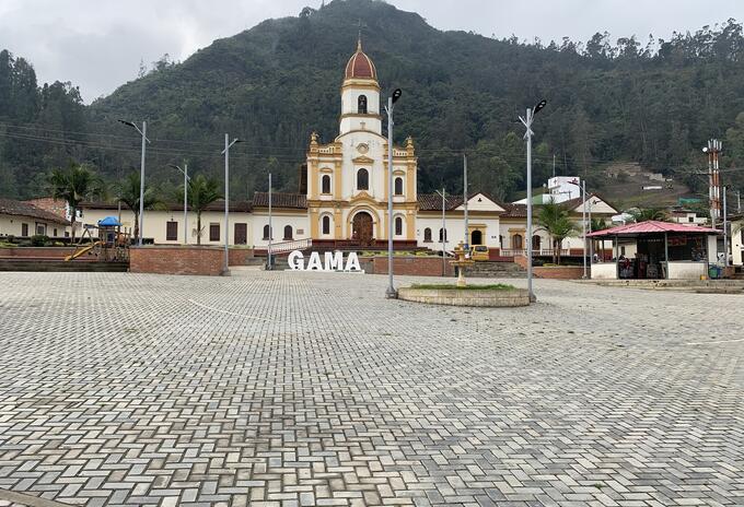 Gama municipio
