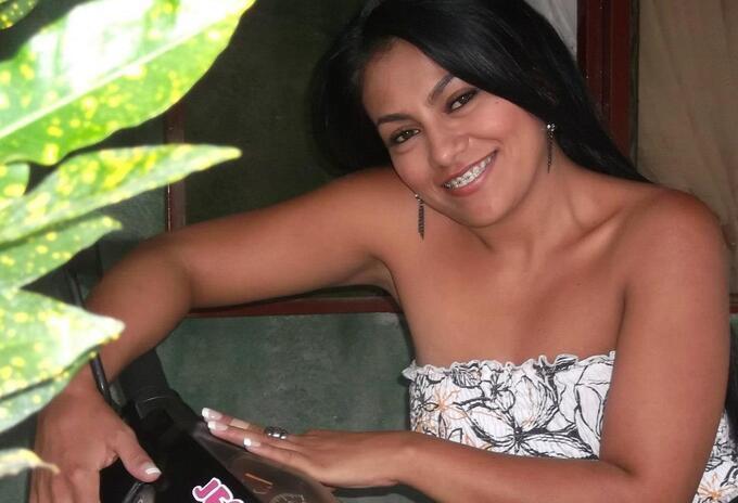 Jessy Paola Moreno y las fotos que publicó en sus redes sociales