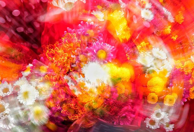 Flores, uno de los regalos más tradicionales en el Día de la Madre