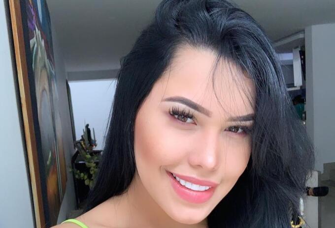 La cantante Ana del Castillo.