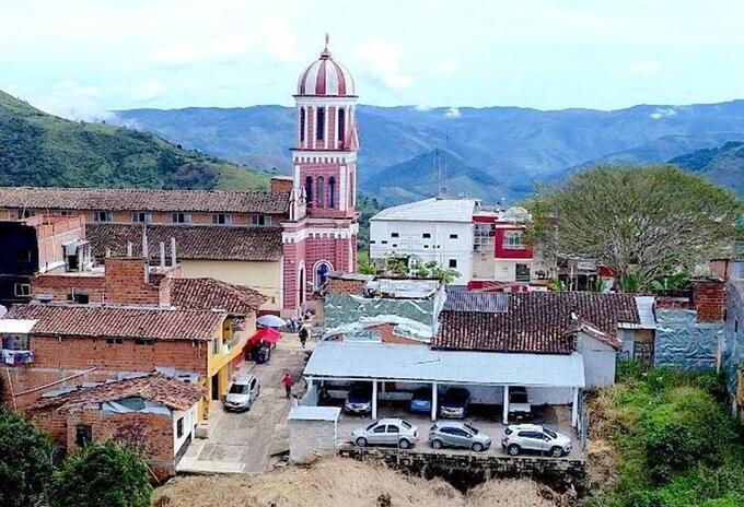 Municipio de Campamento, Antioquia.
