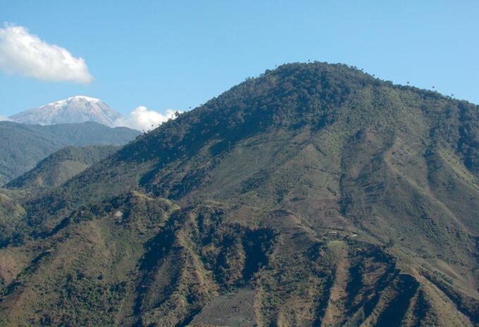 Volcán Cerro Machín
