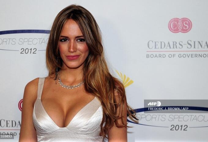 La modelo venezolana Shannon de Lima