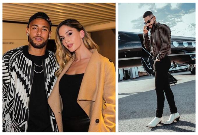¿Neymar y Natalia Barulich estarían saliendo?